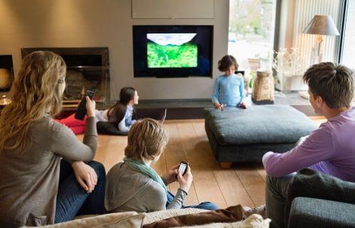 Televizyonumuzu akıllı telefonumuz ile aldatıyoruz