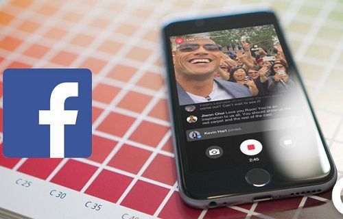 Facebook'tan ünlülere özel hizmet: Canlı video yayını