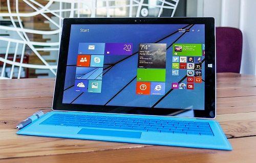 128GB depolama ve Core i7 işlemcili Surface Pro 3 yok satıyor