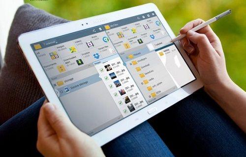 Samsung 18.4 inç ekranlı bir tablet duyurmaya hazırlanıyor