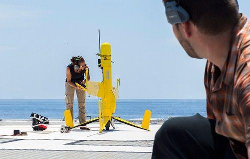 Yasak balık avcılığını Drone'lar gözetleyecek