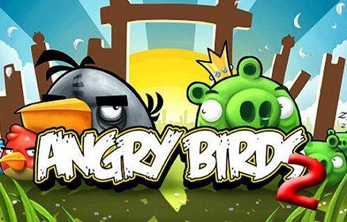Angry Birds 2'ye ilgi yoğun