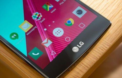 LG'den aylık Android güvenlik güncellemesi hakkında açıklama geldi!