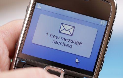 GSM operatörlerine SMS yasağı geldi!