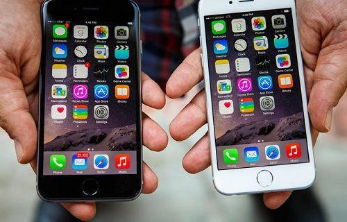 iPhone 6S'lerin seri üretimi iki hafta gecikmeli başlayacak