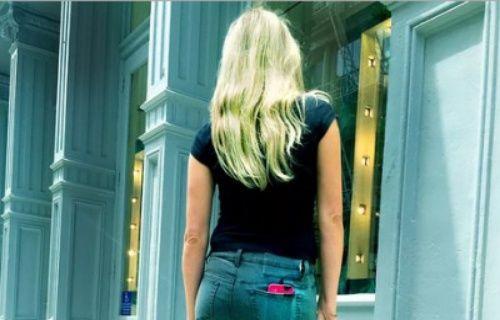 Bu Jeans ile akıllı telefonunuzu şarj edebilirsiniz!