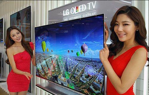 LG, 4K OLED TV panel üretimini yüzde 80 artırmayı hedefliyor