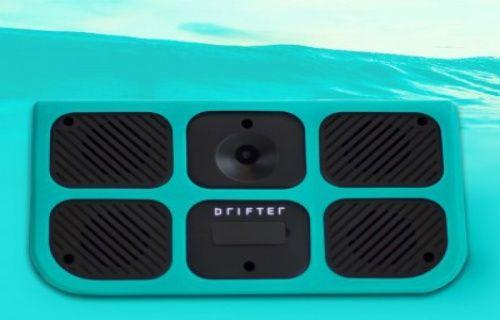 Android işletim sistemli ve suya dayanıklı ilk hoparlör sütunu Drifter!