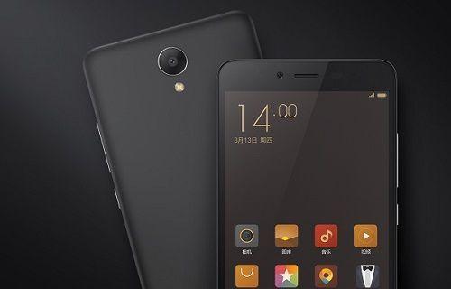 Xiaomi Redmi Note 2 şok edici fiyatıyla resmen açıklandı