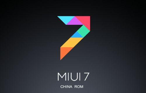 Xiaomi beğenilen arayüzü MIUI'ın yedinci sürümünü duyurdu