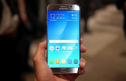 Huzurlarınızda Samsung Galaxy Note 5!