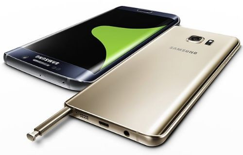 Samsung Galaxy S6 Edge+ ve Galaxy Note 5 ön inceleme (Video)