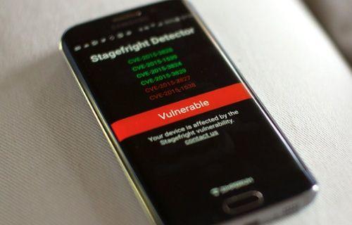 Android telefonlarda Stagefright virüsünü tespit eden Stagefright Detector uygulaması güncellendi!