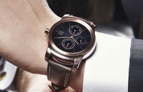 LG yüksek çözünürlüklü ekrana sahip bir akıllı saat hazırlıyor