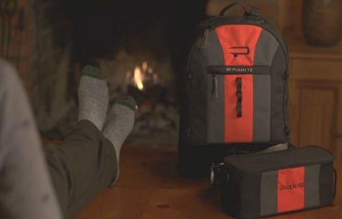 En sıradışı sırt çantası: PAXIS! Video