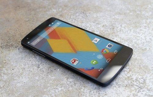 LG tarafından geliştirilen yeni Nexus 5'in ilk canlı fotoğrafı ortaya çıktı