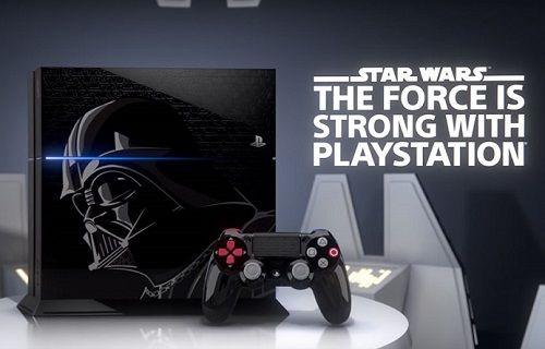 Sony'den Star Wars hayranlarına özel PlayStation 4