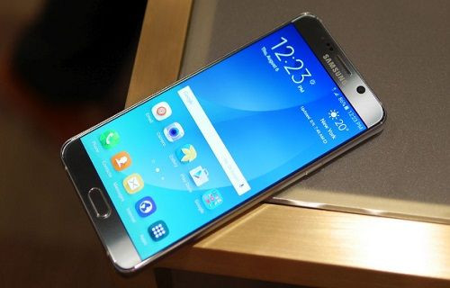 Galaxy Note 5'in yeni özellikleri