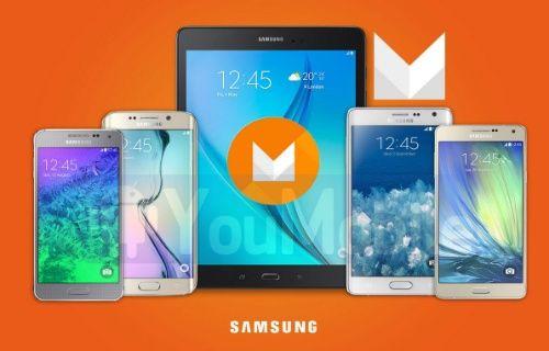 Android M yetenekleri ve Samsung'un sunacağı özellikler!