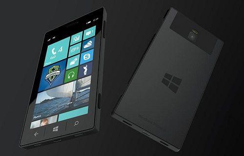 Merakla beklenen Microsoft Surface telefonun özellikleri ortaya çıktı