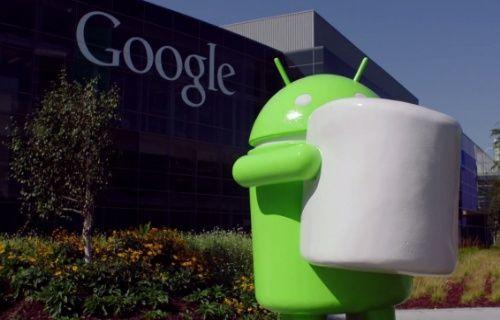 Android 6.0 Marshmallow yeni Boot Animasyonu ile geldi! Video