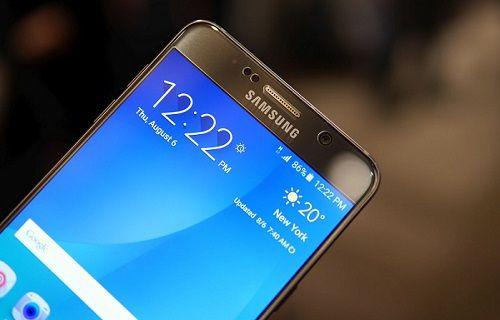 Galaxy Note 5'in satışa çıkacağı ülkeler açıklandı