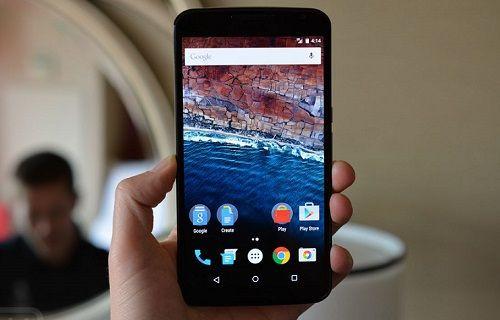 Android 6.0 Marshmallow launcher (başlatıcı) uygulamasını indirin