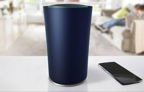 Google'dan Wi-Fi yönlendiricisi: OnHub