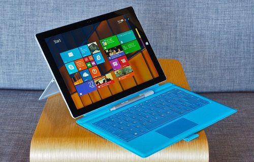 Microsoft, Surface Pro 3 ve Pro 2 için yeni grafik sürücüleri yayınladı