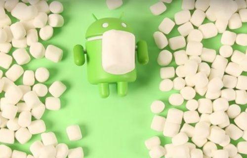 Nexus 5 Android 6.0 Marshmallow OTA güncellemesi!