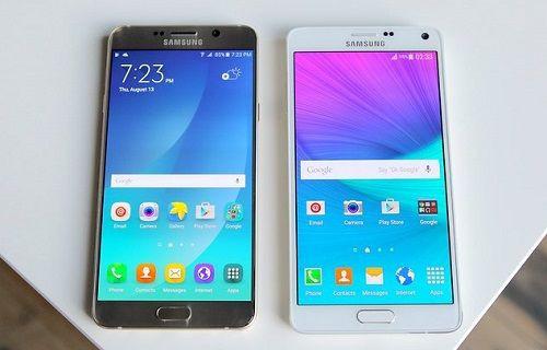 Samsung Galaxy Note 5 ve Galaxy S6 Edge+'ın RAM yönetimi sorunlu (Video)