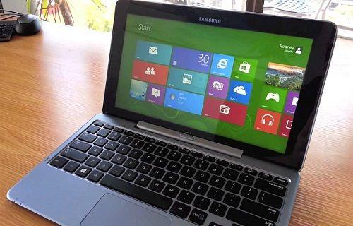 Samsung,  Windows 10 ile çalışan bir tablet hazırlıyor