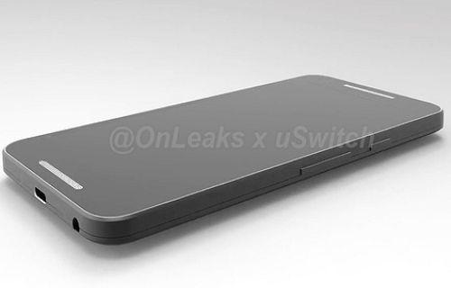 LG Nexus 5 (2015) tasarımı onaylandı