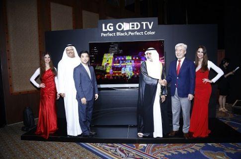 LG Electronics yeni nesil 4K OLED TV'lerini duyurdu!