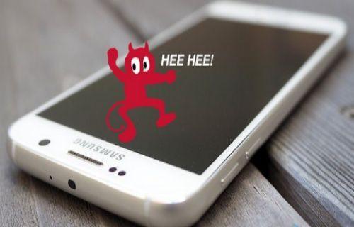 Samsung, telefonların bildirim ekranında artık reklamlar olacak!