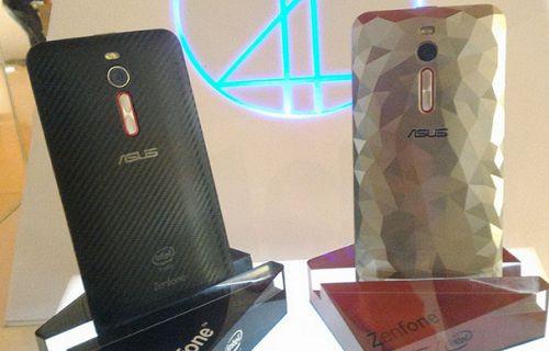 Asus'un yeni telefonu ZenFone 2 Deluxe Special Edition depolama rekoru kırdı