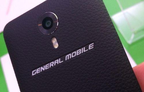 General Mobile 4G'ye ilk Android One güncellemesi geldi!