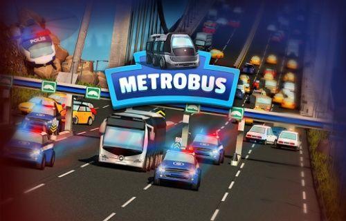 'Metrobüs: Race in İstanbul' iOS'a geldi!