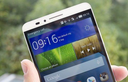 Force Touch ekrana sahip ilk telefon Mate S tanıtımı beklemeden satışa çıktı