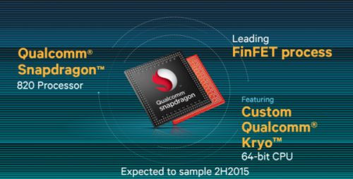 Galaxy S7 Snapdragon 820 ile gelebilir