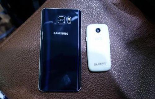 Elephone'den 2 inç ekrana sahip ilk mikro akıllı telefon!