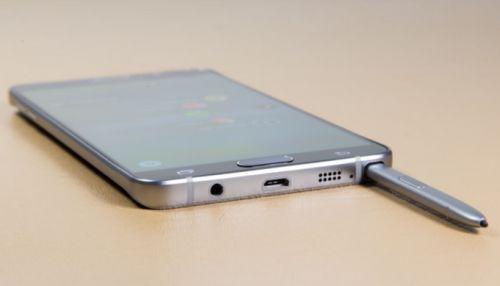 Galaxy Note 5'in S-Pen kalemi telefonu bozabilir