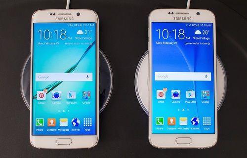 Galaxy S6 ve Galaxy S6 Edge yeni TouchWiz güncellemesi Avrupa'da