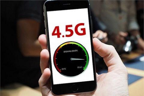 4.5G uyumlu tüm akıllı telefonlarda  büyük indirim