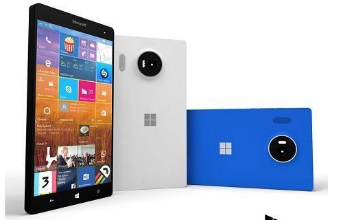 Microsoft'un merakla beklenen telefonları Lumia 950 ve Lumia 950 XL ortaya çıktı