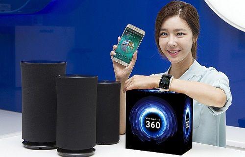 Samsung'dan üç yeni kablosuz hoparlör: R1, R3 ve R5