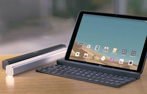 LG'den yeni katlanabilir klavye: Rolly