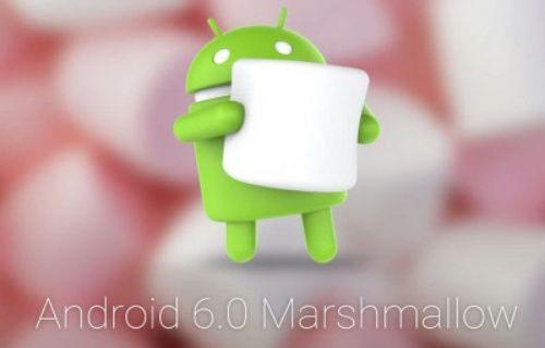 Android 6.0 Marshmallow bataryanızı bitiren uygulamaları size gösterecek!