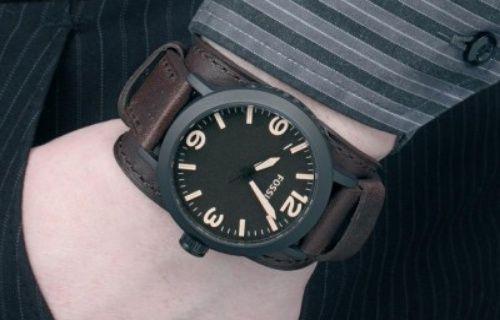 Fossil Q, ilk akıllı saat şirketi olacak!