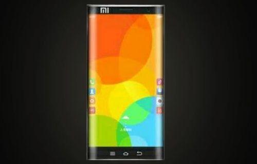 Xiaomi Mi Edge kavisli ekranı ile geliyor!